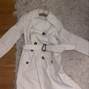 Women's double breasted BR Trench Coat